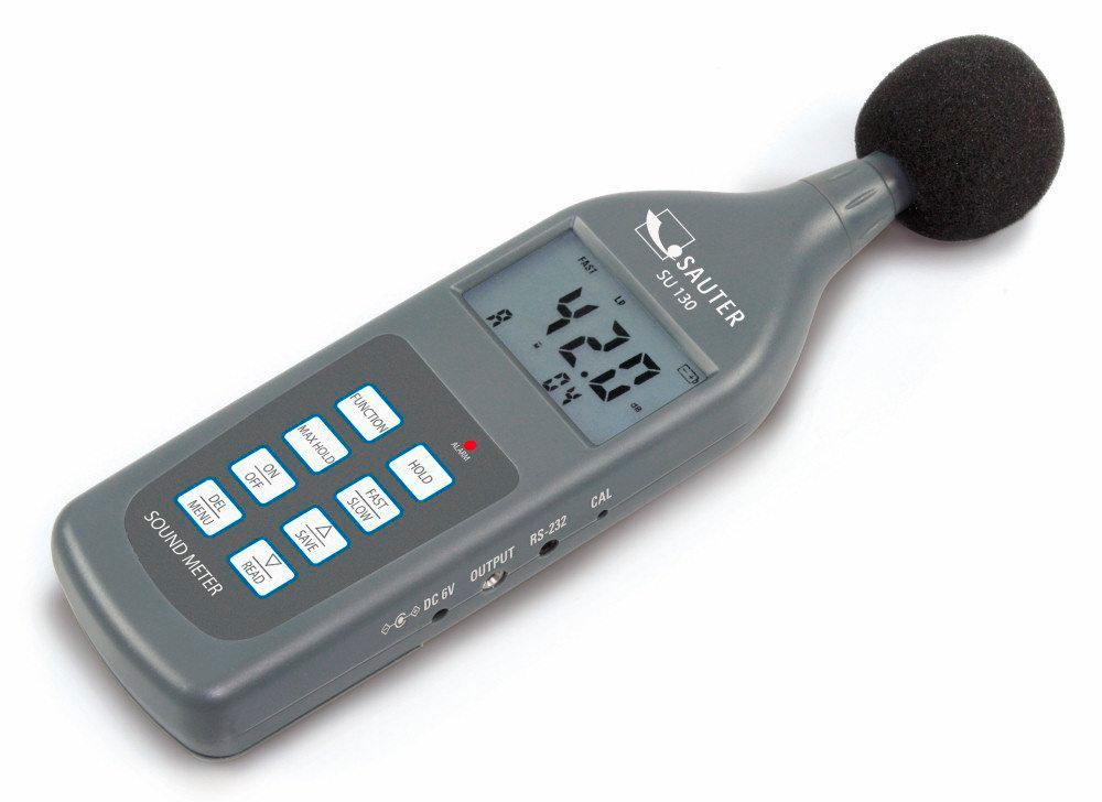 sonometro de medición